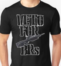 Halo 3 Veto For BRs T-Shirt