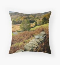 Elterwater Views Throw Pillow