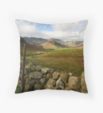 Langdale Views Throw Pillow