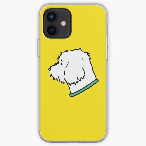 Goldendoodle iPhone Soft Case