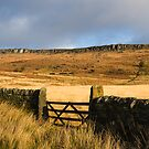 Below Stanage Edge by John Dunbar