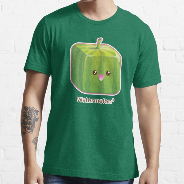 Cute Square Watermelon Essential T-Shirt