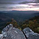 Grampians Vista by Hicksy