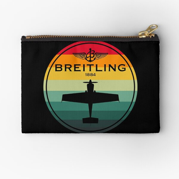 BREITLING - VINTAGE STYLE Zipper Pouch