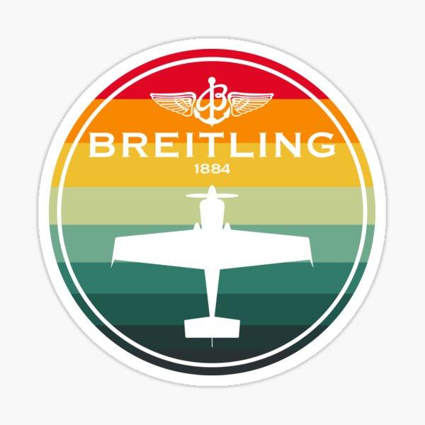 BREITLING - VINTAGE STYLE Sticker