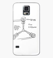 Flux Capacitor Back to the Future SCREEN ACCURATE  Case/Skin for Samsung Galaxy