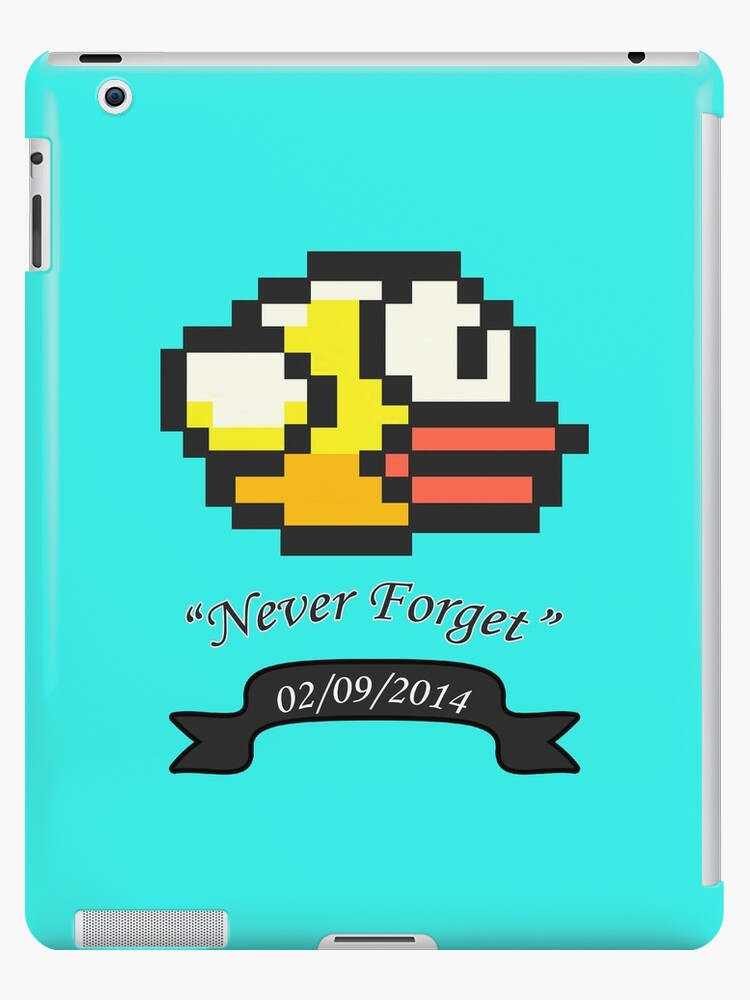 R.I.P. Flappy Bird by OMGitsSussy