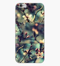Vintage Blossoms - Triptych iPhone Case