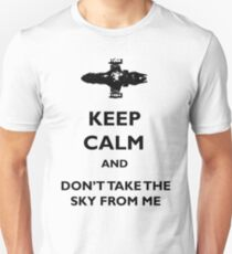Keep Calm Firefly - Serenity T-Shirt