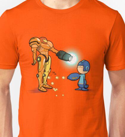 Samus Vs Mega T-Shirt