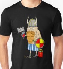 Fast Food Viking Unisex T-Shirt