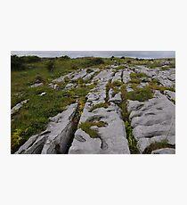 The Burren County Clare Ireland Photographic Print