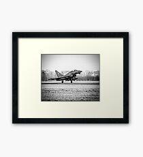 RAF Typhoon Framed Print