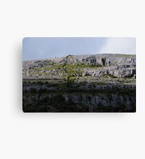 The Burren Countryside County Clare Ireland Canvas Print