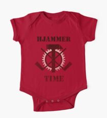 Hjammer Time One Piece - Short Sleeve