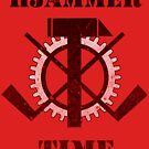 Hjammer Time by mightymiked