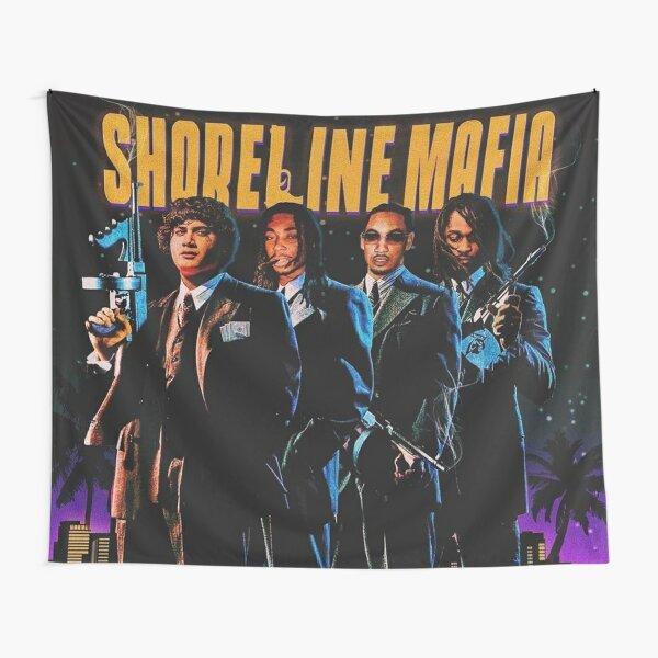 Shoreline Mafia,Shoreline Mafia squad Tapestry