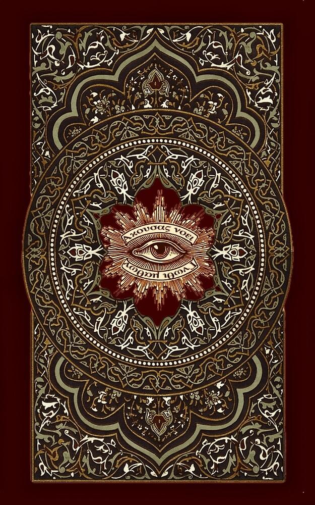 Eye C U by Carrie Paris