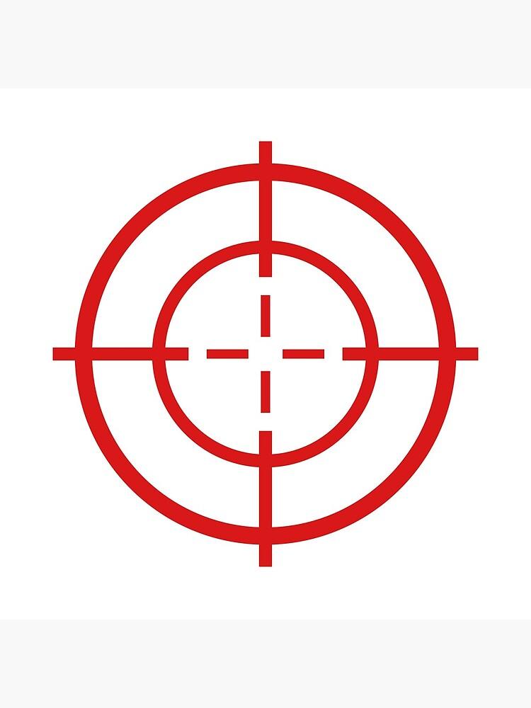Target Practice Crosshair by QuirkyClock