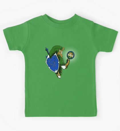 A Link Too the Past Kids Clothes