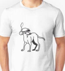 crook dog Unisex T-Shirt