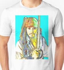 Johnny Depp in Pirates of the Caribbean T-Shirt