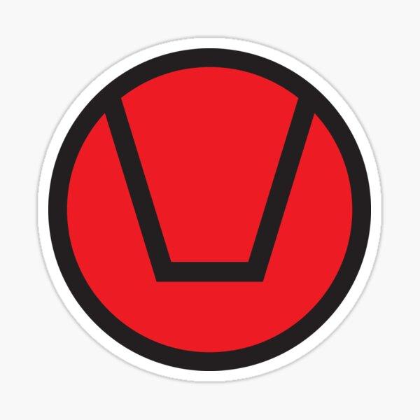 Swinger Lifestyle Symbol Sticker