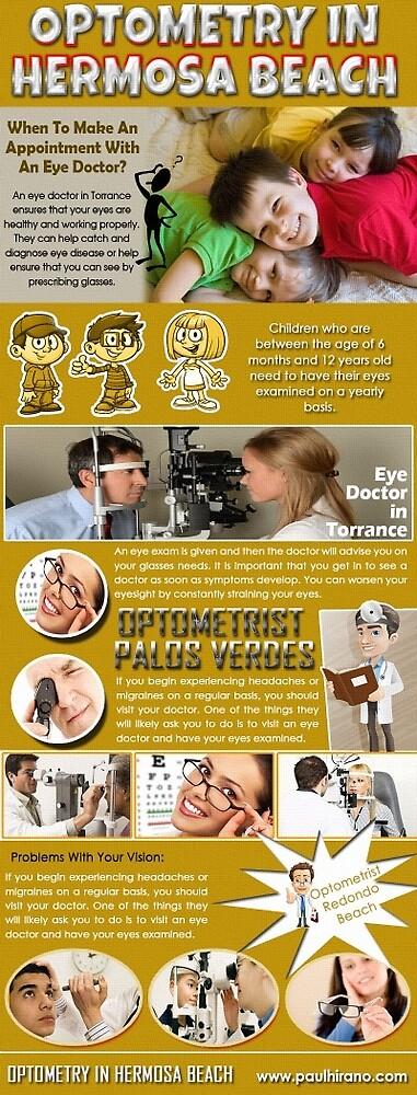 Optometrist in Manhattan Beach by Optometrist