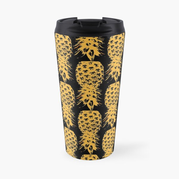 Swinger Lifestyle Upside Down Pineapple Travel Mug
