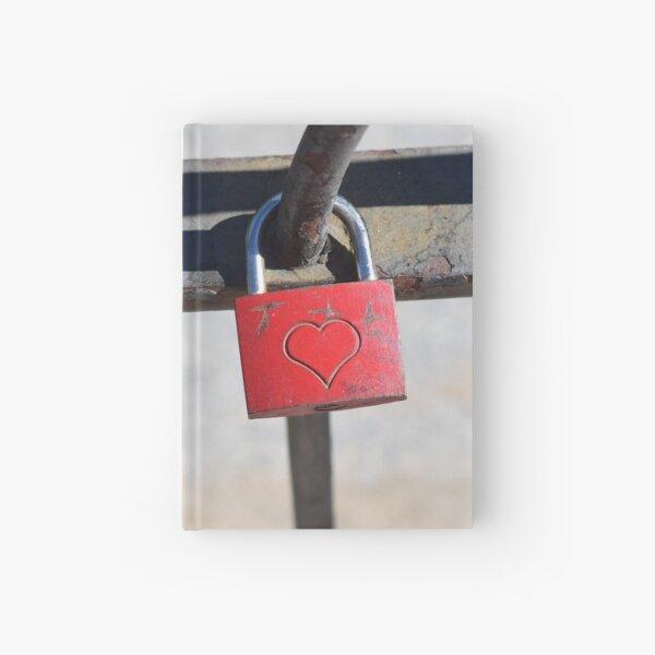 LoveLock Hardcover Journal