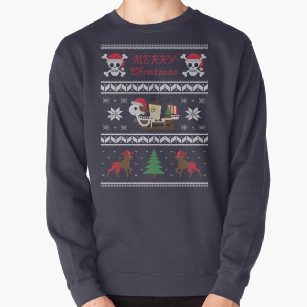 Going MERRY Christmas Pullover Sweatshirt