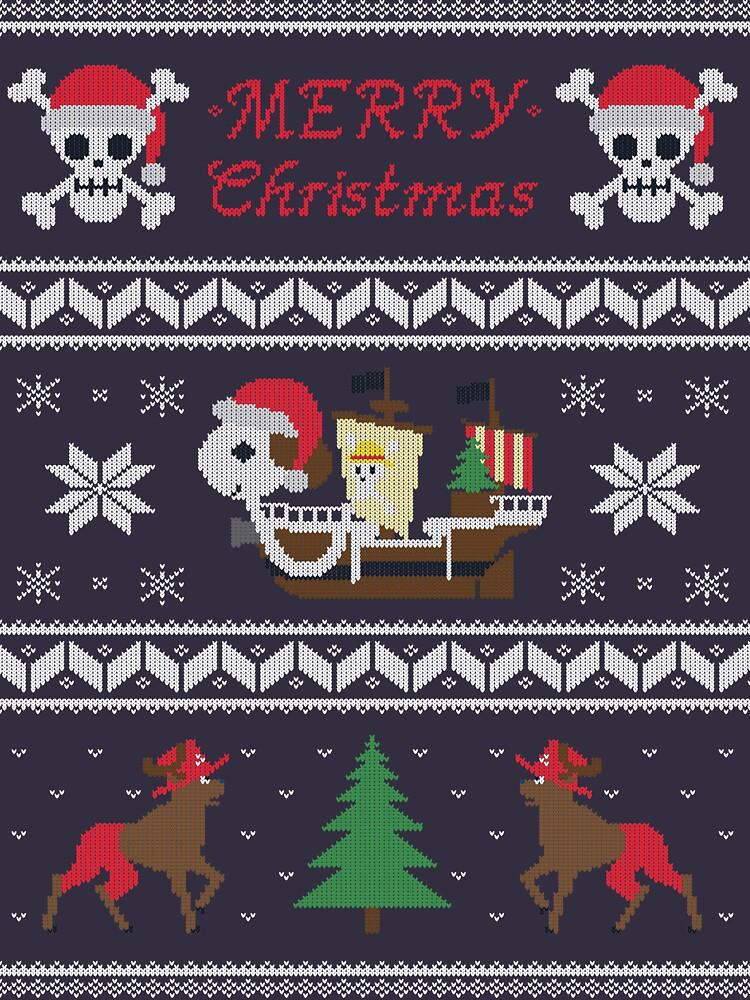 Fröhlich Weihnachten von Amygurumi
