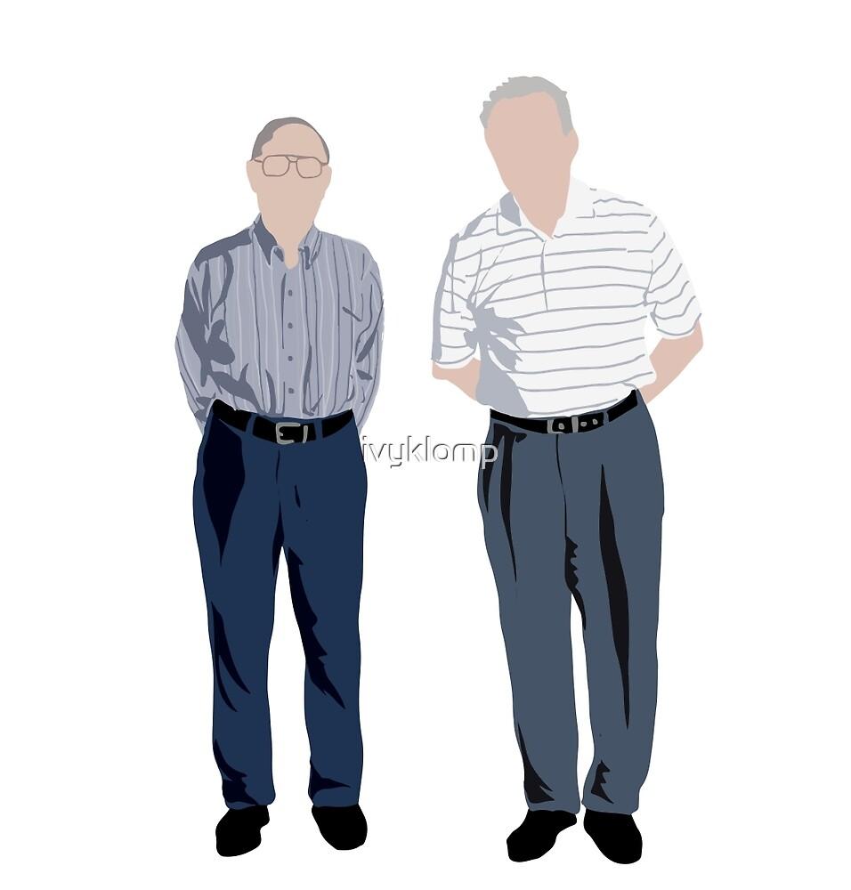 grandpa by ivyklomp