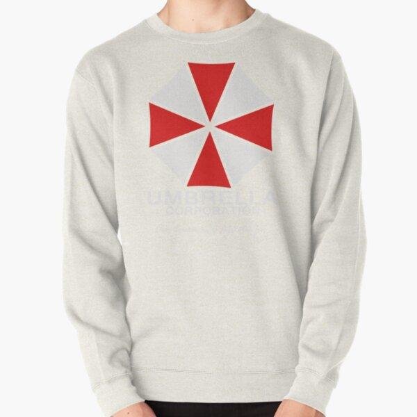 5 Biohazard Umbrella Corporation Resident Evil Kapuzenjacke Sweater Schwarz Top
