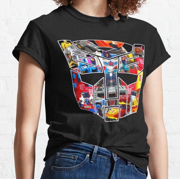 TRANSFORMERS FIGURES!!! Generation 1 Autobot Logo  Classic T-Shirt