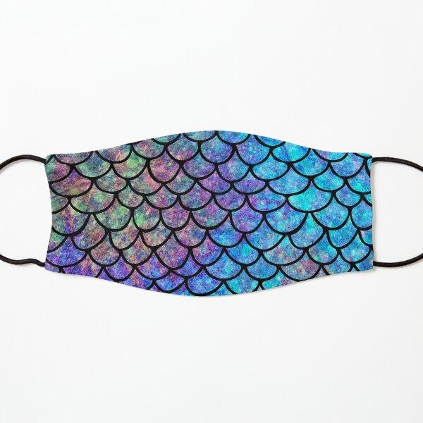 Colorful Mermaid scales Kids Mask