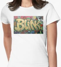 Blink Women's Fitted T-Shirt