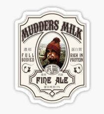 Mudders Milk Sticker
