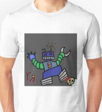 """Robot Apocalypse"" by Richard F. Yates T-Shirt"
