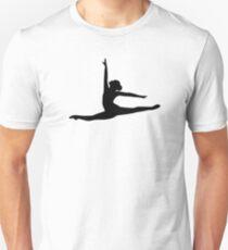 Ballet Dancer Ballerina Unisex T-Shirt