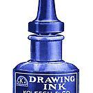 Drawing Ink by Kawka