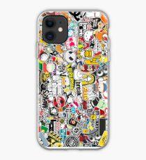 Sticker Bomb iPhone Case