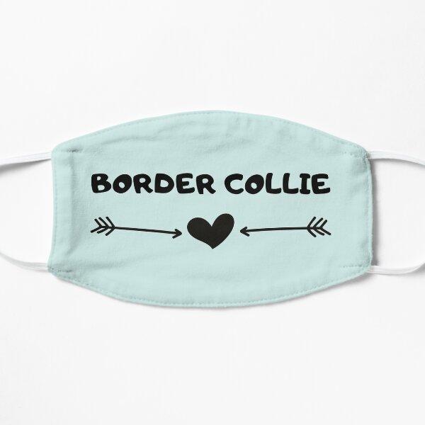 BORDER COLLIE FOREVER Flat Mask