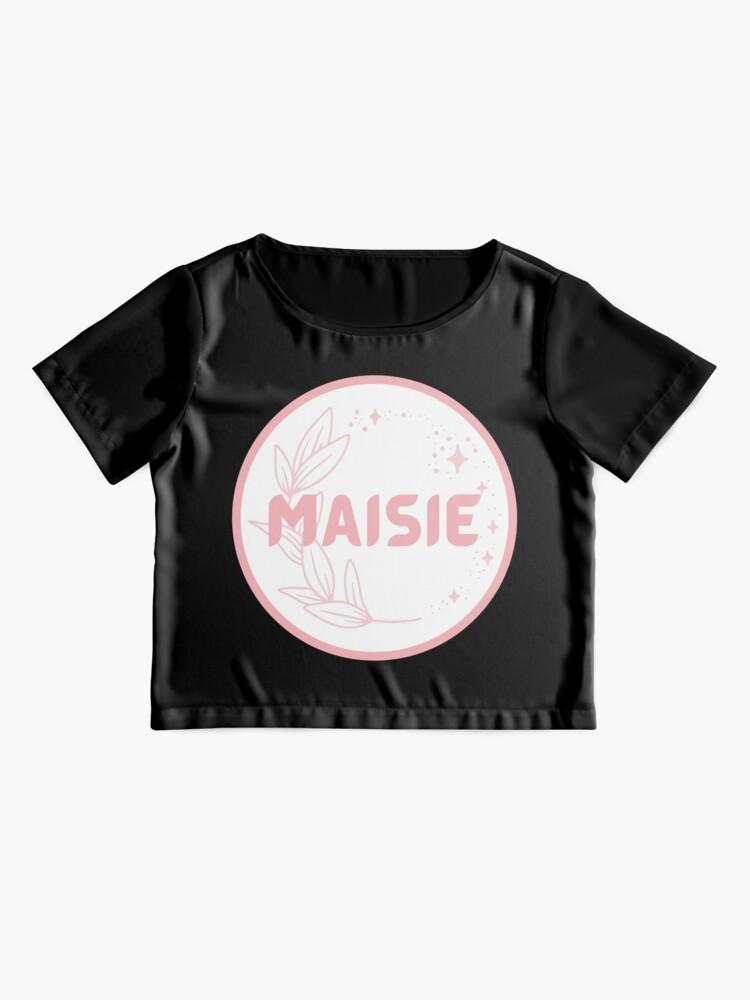Alternate view of Maisie Chiffon Top