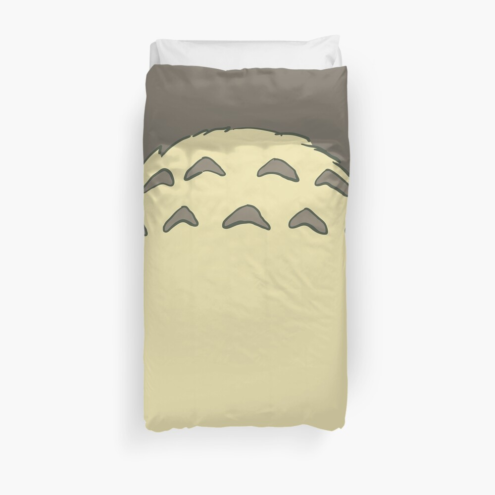 Sweet Neighbour Belly Duvet Cover