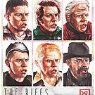 The Biffs by AaronBir