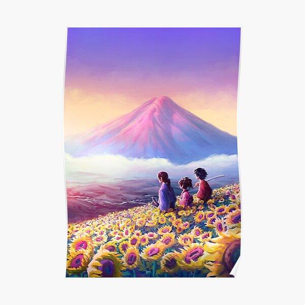 Oeuvre de Samurai Champloo Poster
