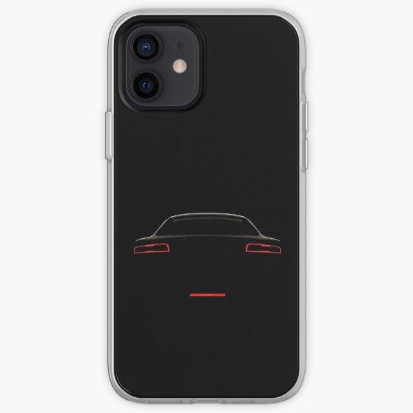 Voiture Audi R8 Coque souple iPhone