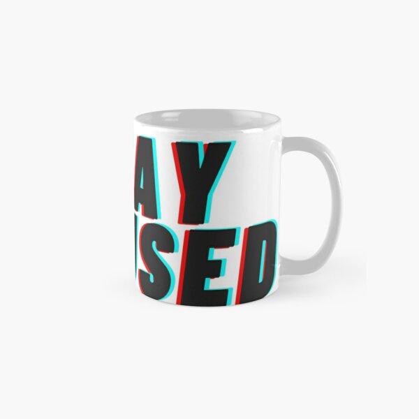 T-Shirt Stay Focused Classic Mug