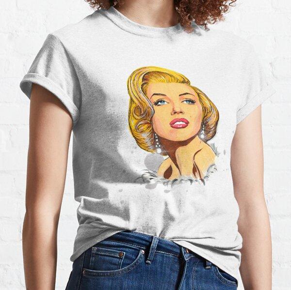 Marilyn Monroe Camiseta clásica